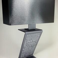 Lampe Design New York District
